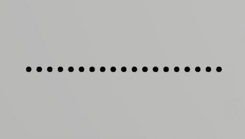 Línea de puntos Universo de Emociones