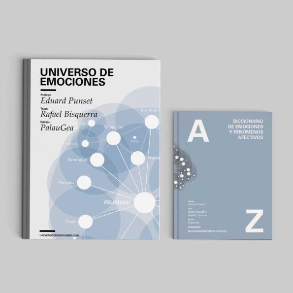 Libro Universo de Emociones + Diccionario de Emociones