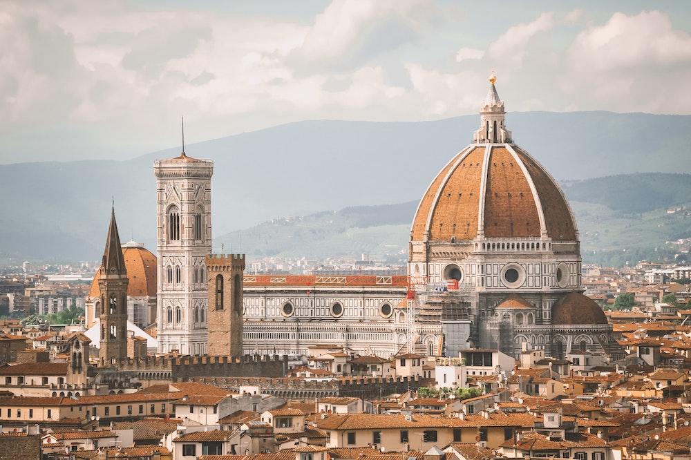 Florencia, síndrome de Stendhal