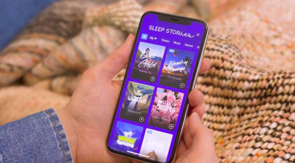 Calm, la app para mejorar el bienestar