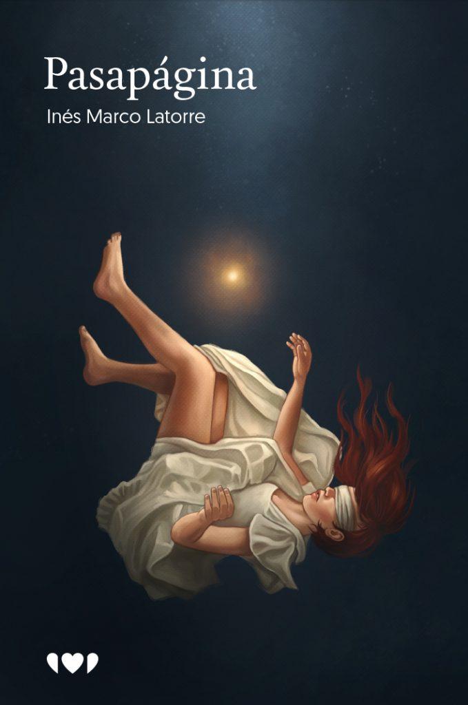 Pasapágina, un libro de Inés Marco sobre el maltrato psicológico