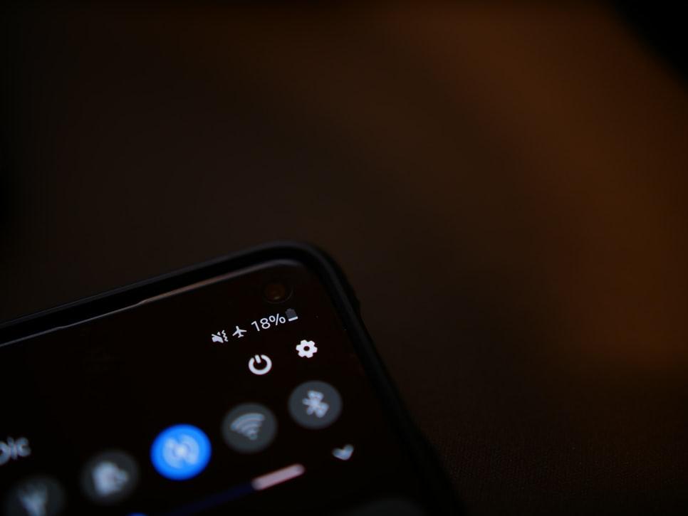 La batería del móvil genera ansiedad